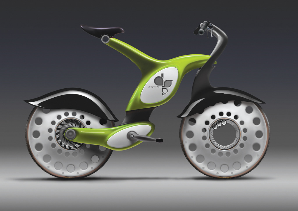 Conceptual Bikes - DRAWTHROUGH: the personal and ...