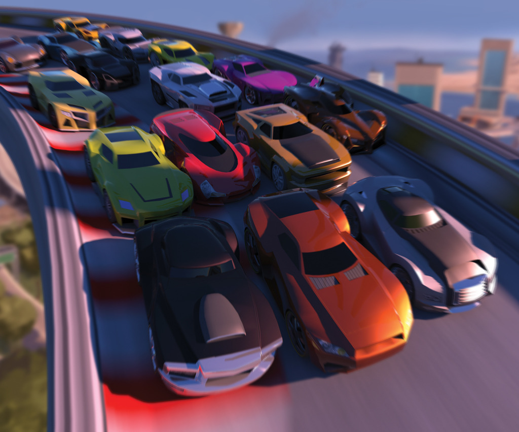 Video Game Vehicles - DRAWTHROUGH: the personal and ...