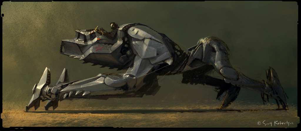 Mechs - DRAWTHROUGH: the personal and professional work of ...